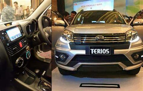 Jual All New Terios X M T Kaskus promo daihatsu terbaru harga new terios facelift 2015