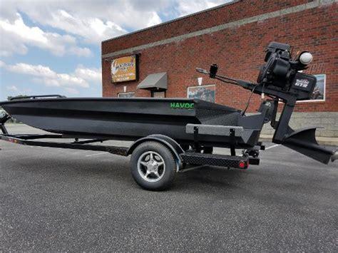 havoc boats for sale in south carolina havoc 1553 mst blackout edition boats for sale