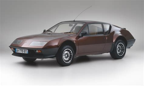 renault alpine a310 alpine a310 v6 for sale