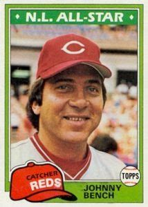 johnny bench rookie 24 johnny bench baseball cards you need to own old