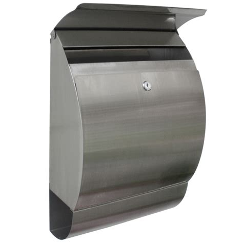 stainless steel mailbox european home stainless steel modern contemporary