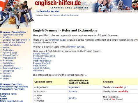 English Grammar Terms English Guide Org