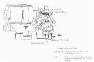 yj wiper switch wiring diagram ignition module wiring