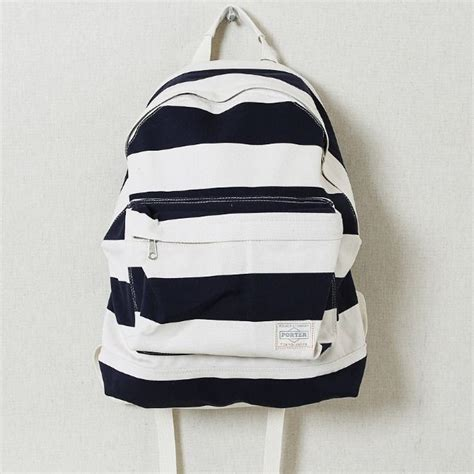 Striped Backpack striped backpack lovely purses