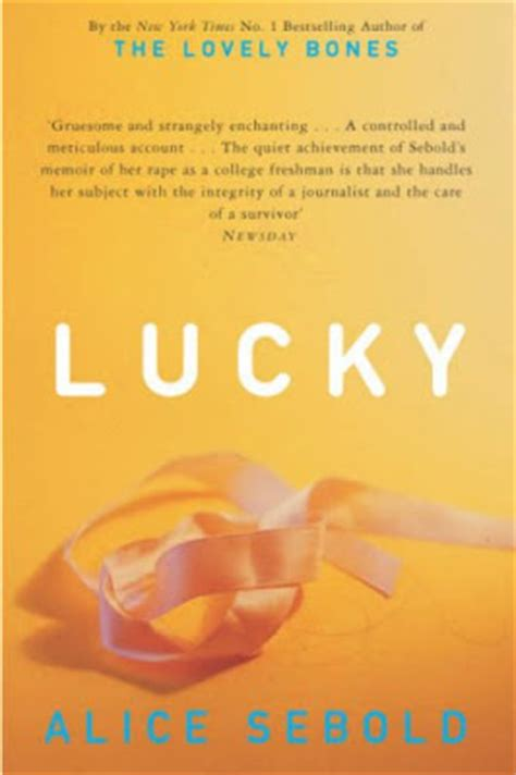 lucky books the book lucky sebold