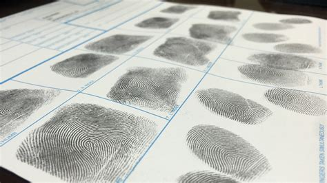 Finger Print Background Check Fingerprinting Christian County Sheriff S Department