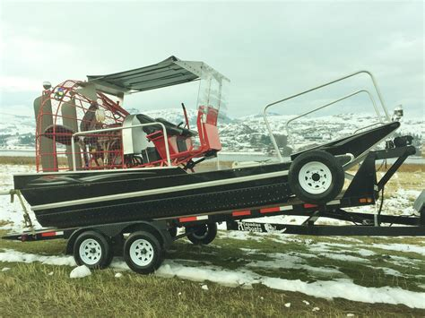 airboat canada 18 x 8
