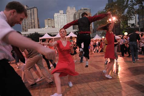 midsummer nights swing midsummer night swing festival at lincoln center events