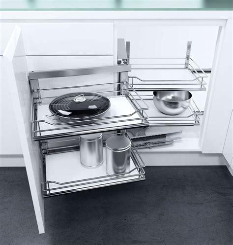 corner cabinet pull out storage vauth sagel wari corner magic swing out storage unit