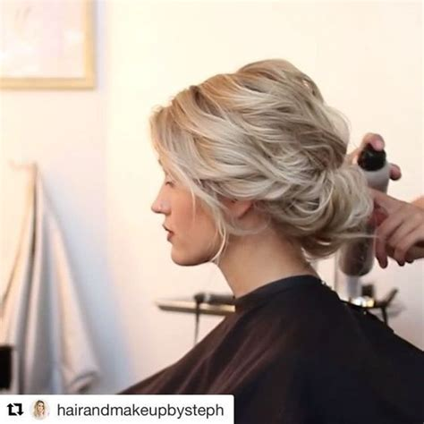 Easy Bridesmaid Hairstyles For Medium Length Hair by 17 Best Ideas About Hair Updo On