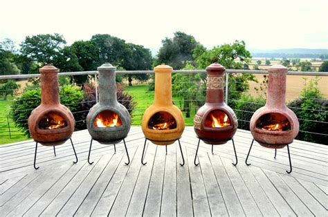 Mexican Chiminea Outdoor Fireplace Adobe Chimineas Now Available Exclusively Online At