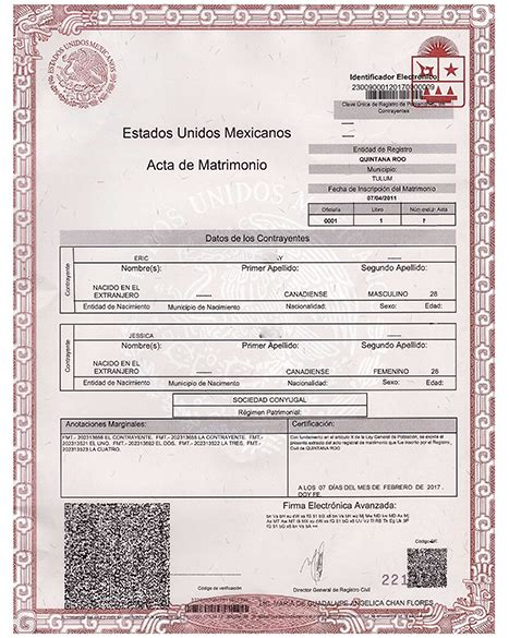 El Paso County Marriage License Records Marriage Certificate Acta America