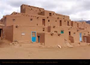 pueblo indian homes taos pueblo unesco world heritage site