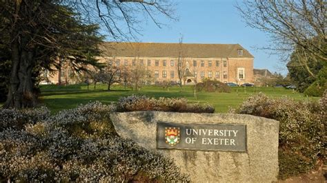 Exeter Mba Ranking by Exeter Ranked Top In The Uk For International