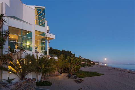 beach houses in california paradise cove beach house in california usa 22