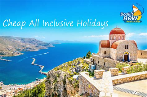 cheap all inclusive holidays 2018 all inclusive deals
