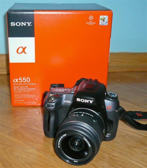 Kamera Dslr Sony A550 sony alpha dslr a550 wikiwand