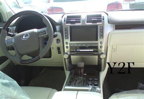 2010 lexus gx 460 interior 2010 lexus gx 460 interior leaked lexus enthusiast