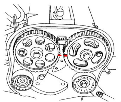 chevy cruze timing belt marks 2004 chevy aveo timing belt marks image details