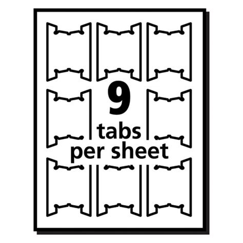 avery 5567 template avery 5567 printable hanging file tabs