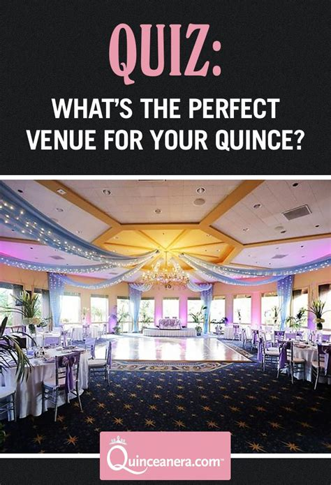 quinceanera themes ideas quiz quiz what s the perfect venue for your quince what s