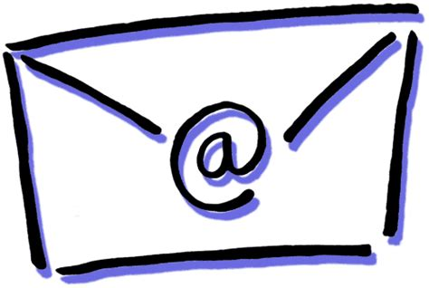 email clipart a world clip communications