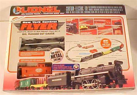 lionel 6 11735 new york central flyer freight set nib ebay