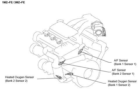 toyota matrix o2 sensor wiring diagram 38 wiring diagram