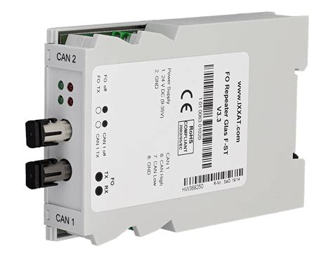 ixxat termination resistor er soft fo repeater