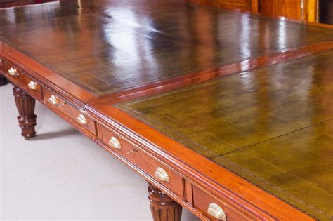 Antique Boardroom Table Antique Boardroom Table With 16 Chairs Circa 1850 At 1stdibs