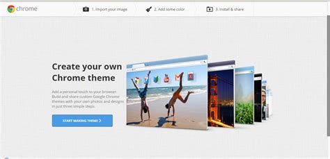 theme google chrome normal how to easily create your own google chrome theme