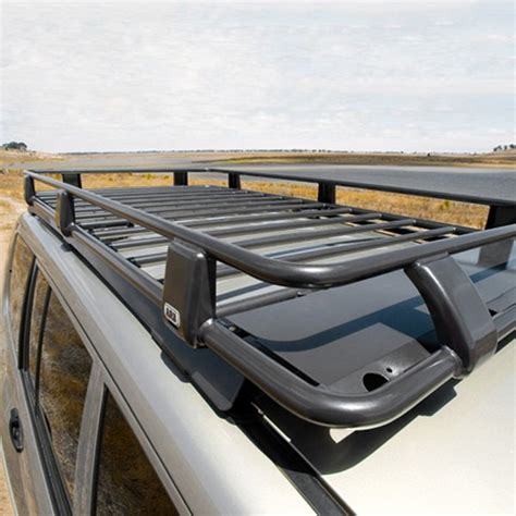 Arb Roof Rack by Arb 3800020 Steel Roof Basket W O Mesh Floor 73 Quot L X 49