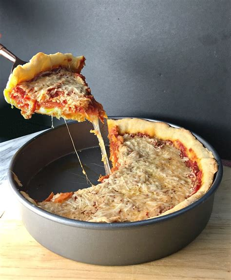 chicago recipe fab recipe chicago style dish pizza fab food chicago