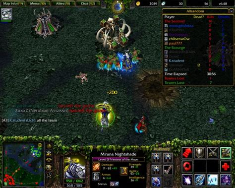 Dota Overal Overal by Gamasutra Postmortem Defense Of The Ancients