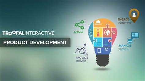 Product Developer by Product Development Troofal Interactive Services