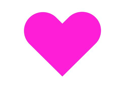 draw heart illustrator illustrator how to draw heart 2