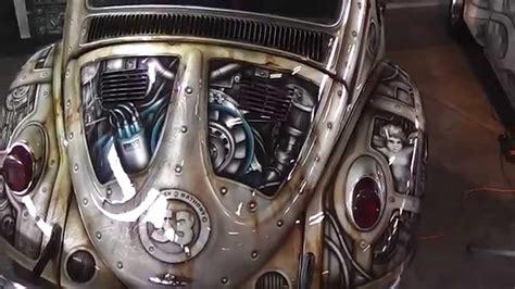 Auto Airbrush by 10 Us Car Bike Show Grefrath 2015 Teil 3 Airbrush Show