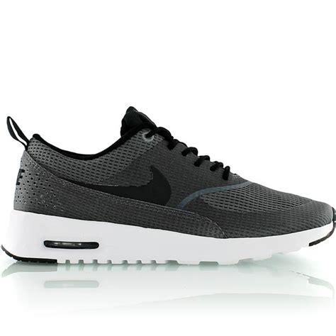 Nike Air Thea Black List White nike w nike air max thea txt grey black white bei
