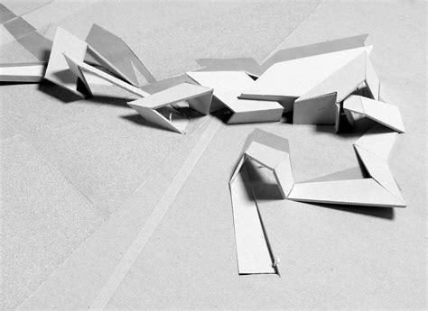 Sketch Model Architecture Hombroich Biennale