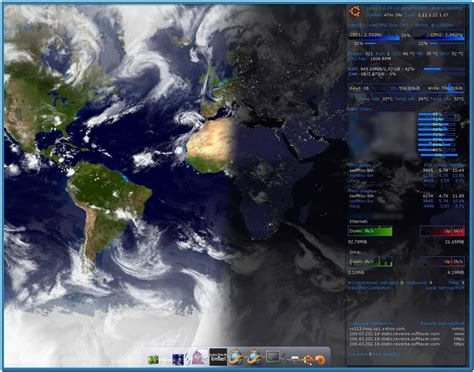 Real time earth screensaver mac   Download free