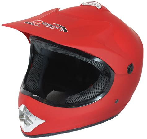 motocross crash helmets childrens kids motocross helmet matt black red blue off