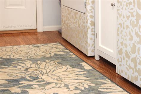 Laundry Room Rugs And Mats by Laundry Room Makeover Reveal How To Nest For Less