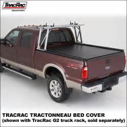 Tonneau Cover For Tracrac Tracrac Tractonneau Bed Cover 23500 23519 Tonneau