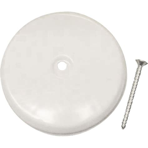 Cover Plates For Plumbing by 5 1 4 Quot Cleanout Cover Plate White Plumbersstock