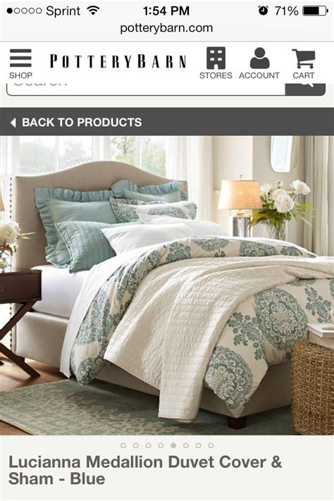 pottery barn bedroom colors 17 best images about pottery barn bedrooms on pinterest