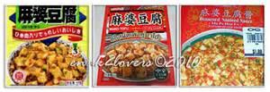 Minyak Wijen Di Supermarket veny wrote mapo toffu
