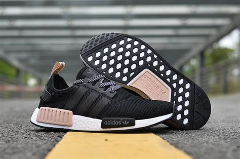 selling adidas nmd r1 runner black pink white s casual sneakers shoes