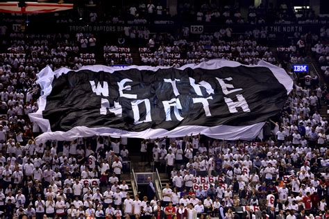 the north let s give respect to the raptors quot we the north quot the sports column sports articles