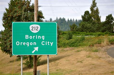 Find Oregon City Names That No Geography Would Mention