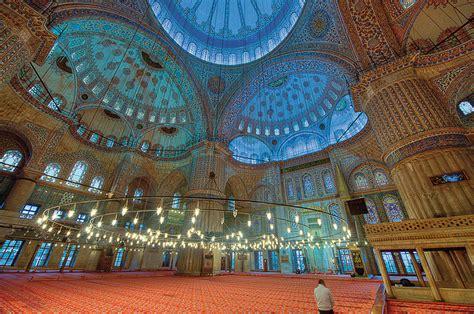 moschea istanbul interno 7 luoghi da visitare a istanbul ecco cosa vedere club